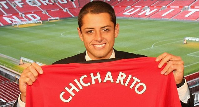 Chicharito: Perfect back up