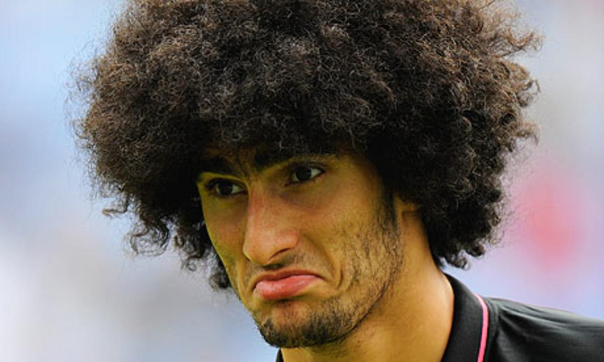 Fellaini hasn't cemented a place at United