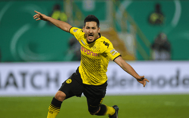 Gundogan - a tidy player but is he what United needs?