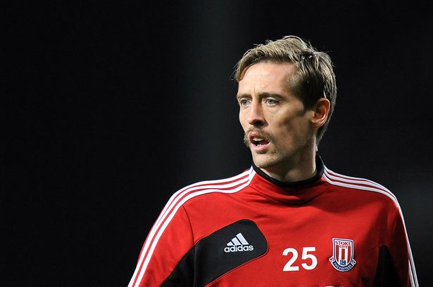 Peter Crouch, Stoke City-1450383