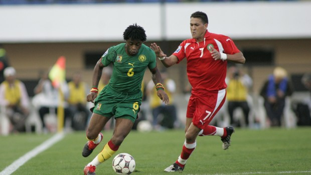 Alexandre_Song_&_Mohamed_Chihani_2009
