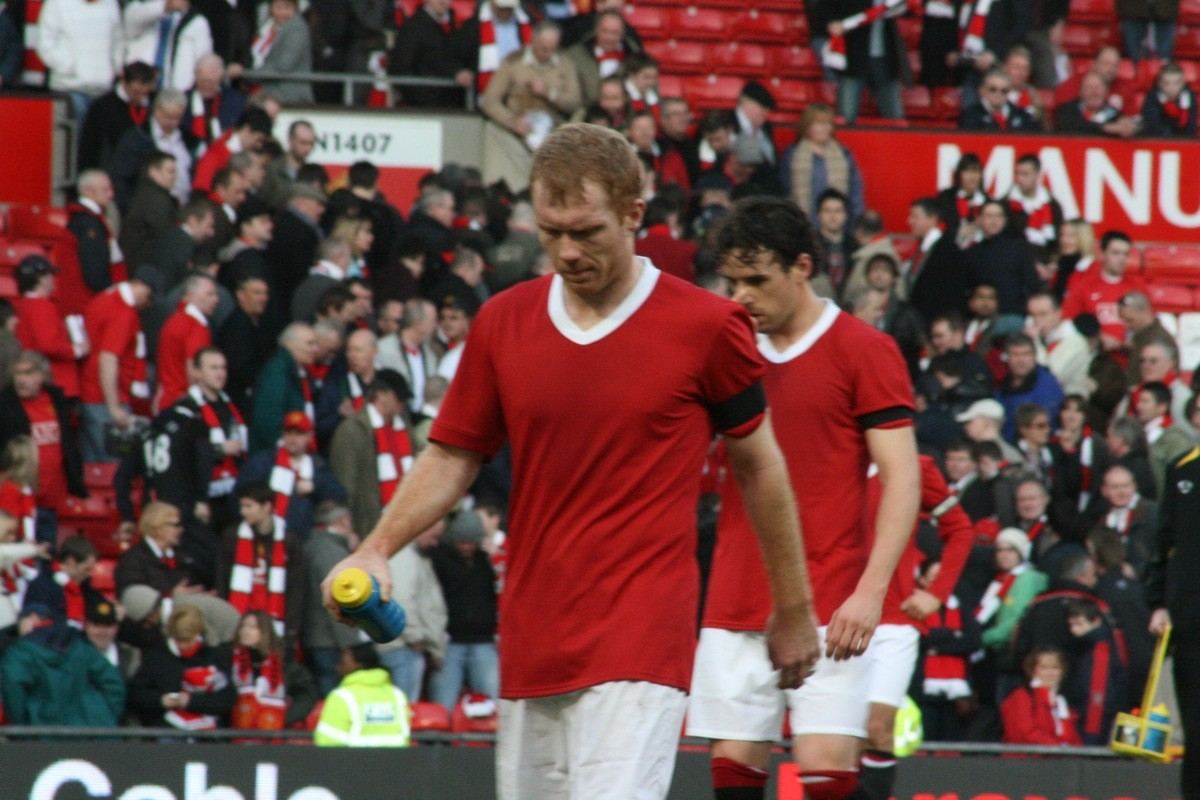 Scholes: Not Happy