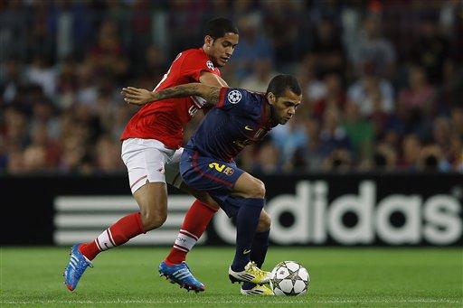 Alves - Still got it