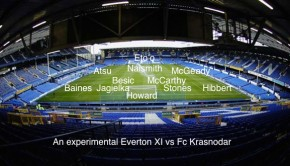 EVERTON vs Kras