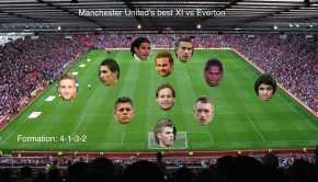Man U Everton best