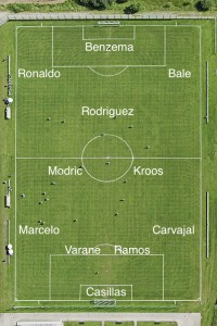 Picture: Real Madrid's strongest XI vs Athletic