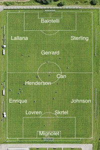 PICTURE: Liverpool's best XI vs Real Madrid