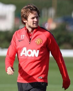 Manchester United: Look Who's Back – great news