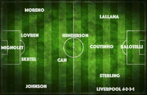 Liverpool's strongest XI vs United with injury update