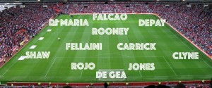 More Pace: Manchester United's XI by
