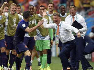 PICTURES: Has Manchester United job aged Louis van Gaal?