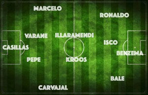PICTURE: Real Madrid's best XI vs Schalke with injury latest
