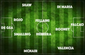PICTURE: A Strong Manchester United XI vs Preston after injury update from Louis