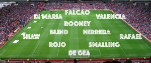 Manchester United's Best XI vs Swansea with the popular choice starting