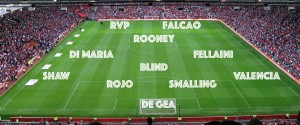 Manchester United's best XI vs West Ham with 4-4-2 and midfield muscle