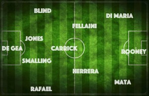 PICTURE: Manchester United's Best XI vs Liverpool after Louis update