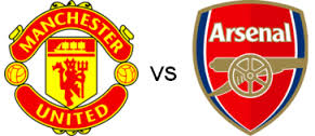 Confirmed Teams: Manchester United vs Arsenal