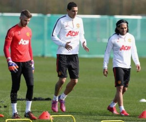 Manchester United's departing superstar sends farewell message to the fans?