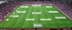 4-3-3: Manchester United's Best XI vs Chelsea after terrible injury news – start for Falcao