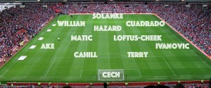 PICTURE: Play The Kids – Chelsea's Smartest XI vs Sunderland
