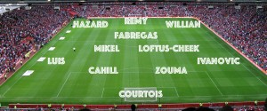 PICTURE: Chelsea's realistic XI vs West Brom with 90 points to play for