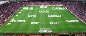 PICTURE: Chelsea's Best XI vs Liverpool after Jose Injury Update