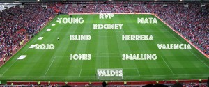 4-2-3-1: Manchester United's Best XI vs Hull after Louis update