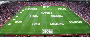 New Formation: Manchester United's Best XI vs Palace after Bad Injury Update