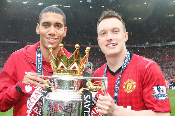 Smalling and Jones - The future of United's defence?
