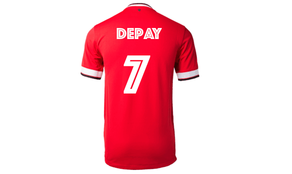 Will Depay be United's next great No.7?