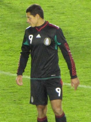 Chicharito: Popular amongst United fans