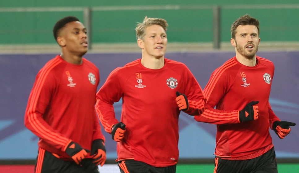 Crucial Trio - Courtesy of MUFC/GETTY