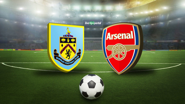 Burnley v Arsenal