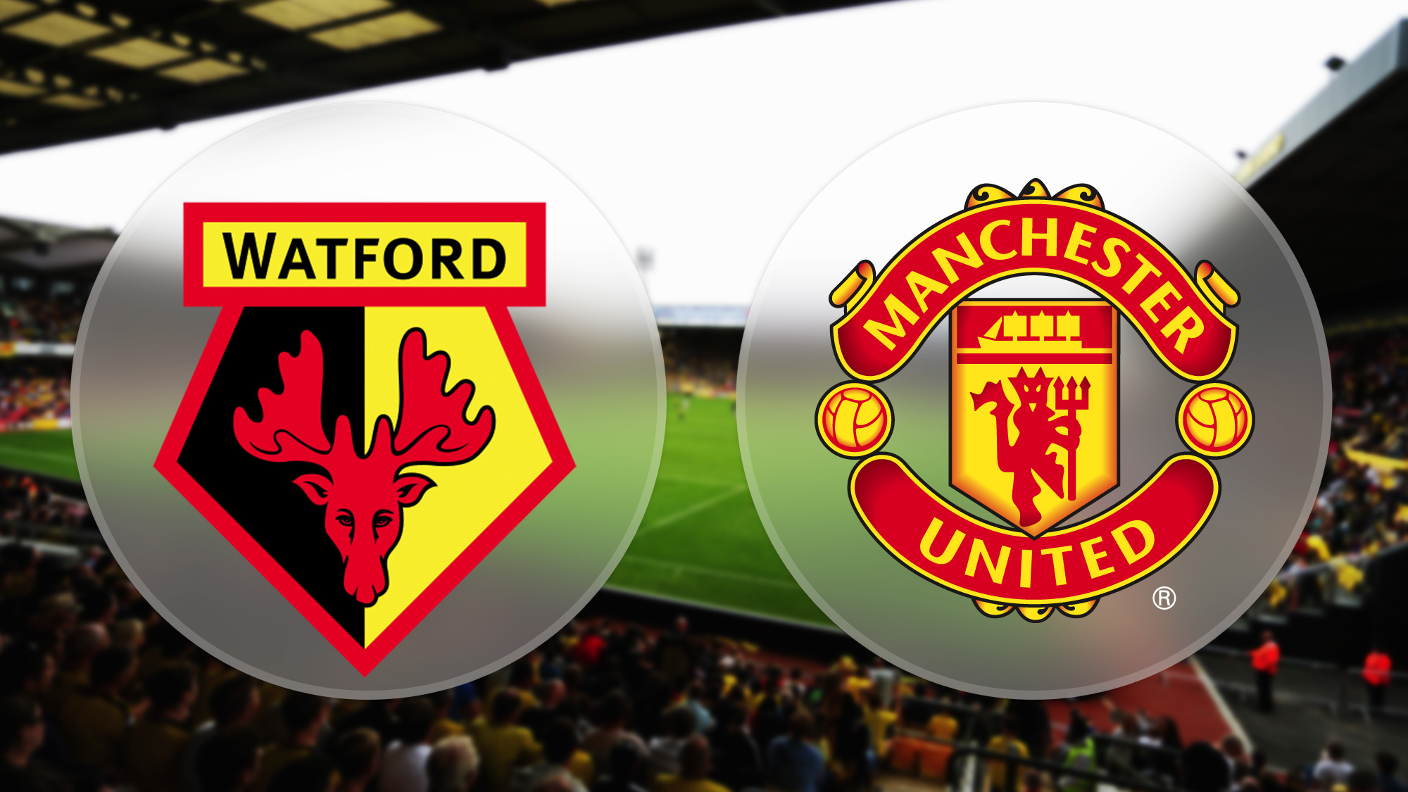 Image Result For Watford Vs Man Utd