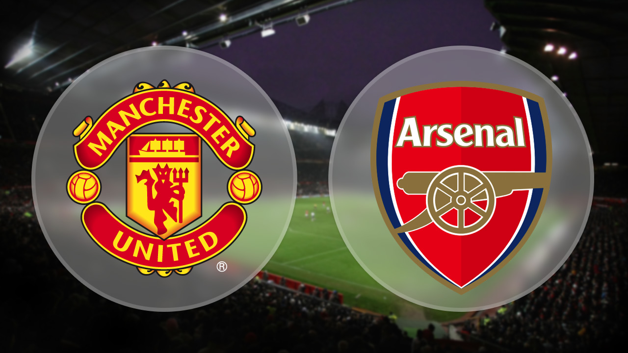 Man Utd v Arsenal