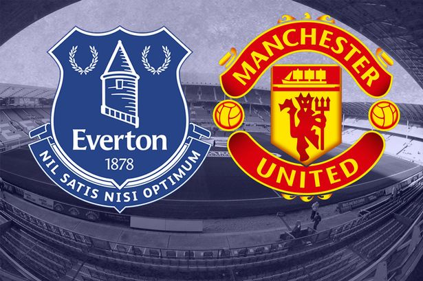 Everton v Man Utd