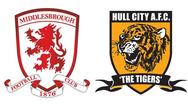 Middlesbrough v Hull