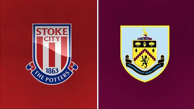Stoke v Burnley